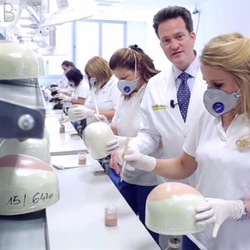 protez saç fabrikası