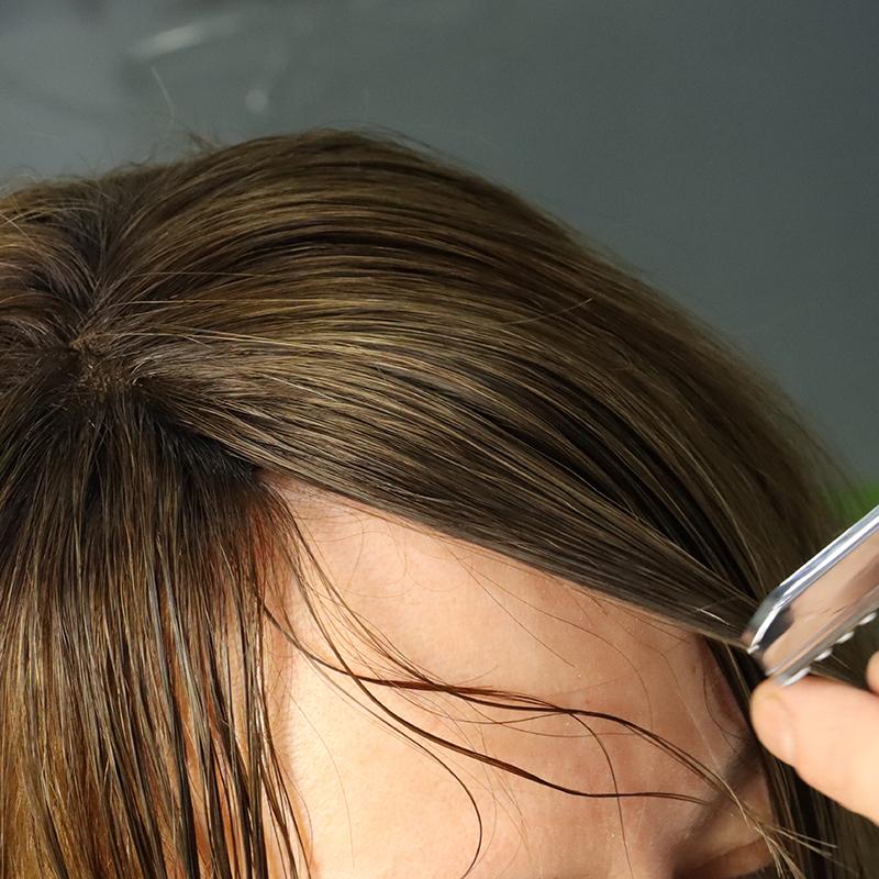 örme usulü protez saç