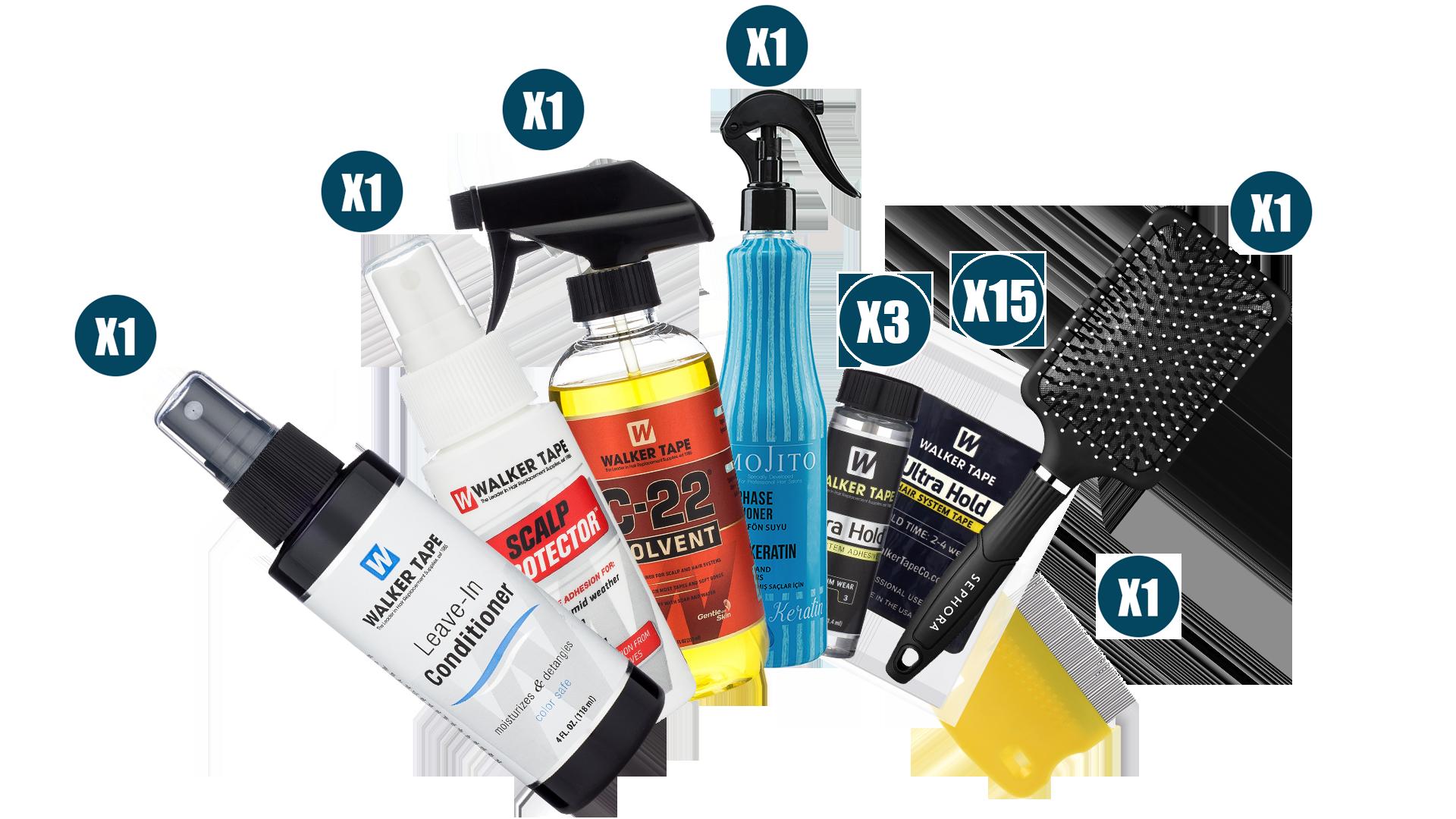 walker tape bakım ürünleri
