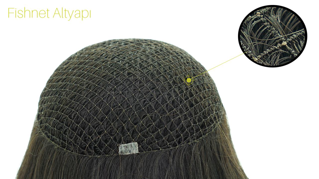 balık ağı saç