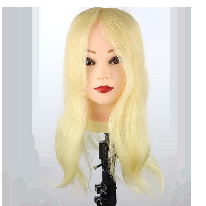 Muho Modeli Kadın Tül Tepelik Saç